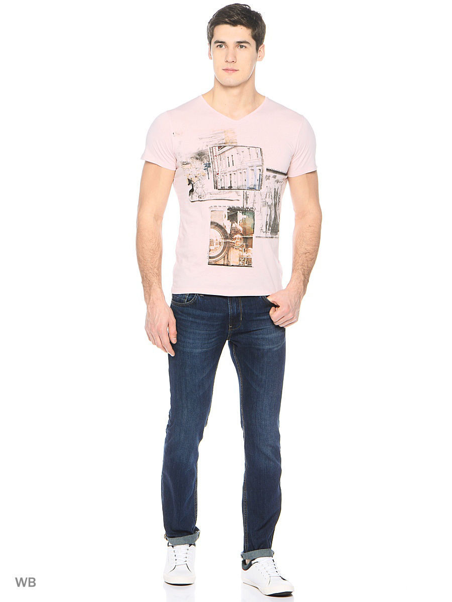 Футболка Pepe Jeans London PM503639/324SPRITZER