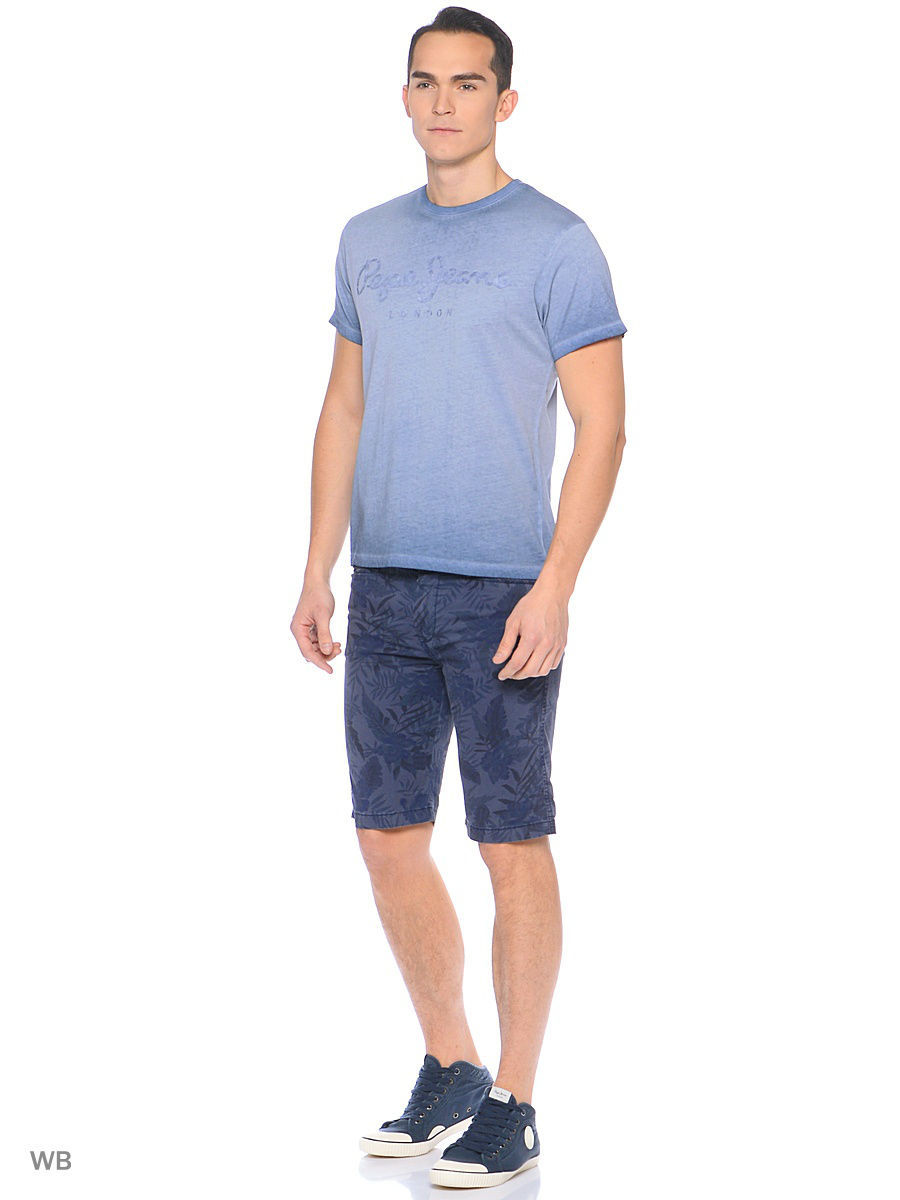 Футболка Pepe Jeans London PM503650/535TRUEBLUE