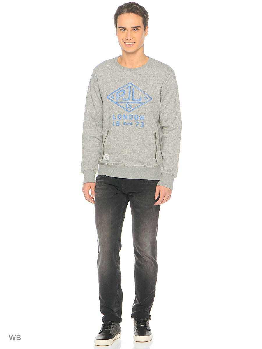 Толстовка Pepe Jeans London PM581058/913LTGREYMARL