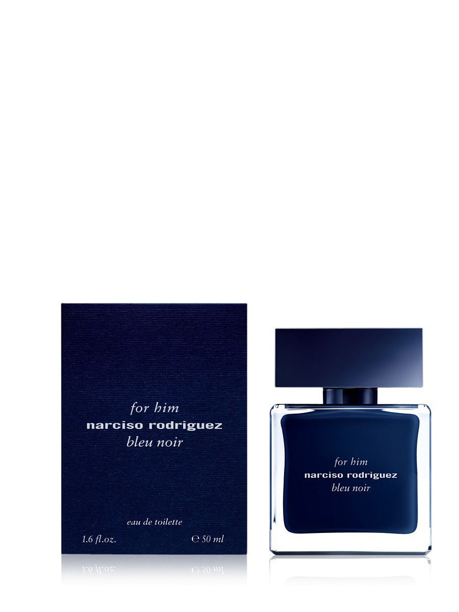Туалетная вода Narciso Rodrigues Bleu Noir edt 50 ml туалетная вода givenchy very irresistible lady edt 50 ml