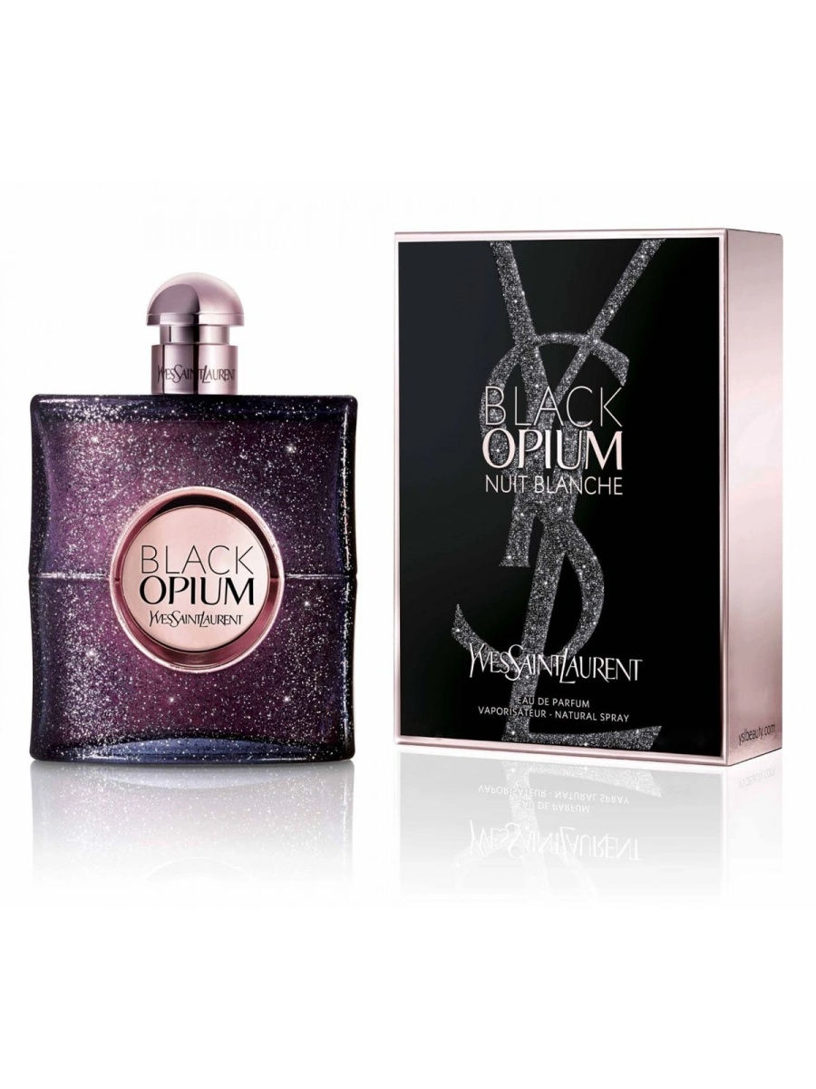 Туалетная вода Yves Saint Laurent Opium Black Nuit Blanche W Edp 30 ml  цены