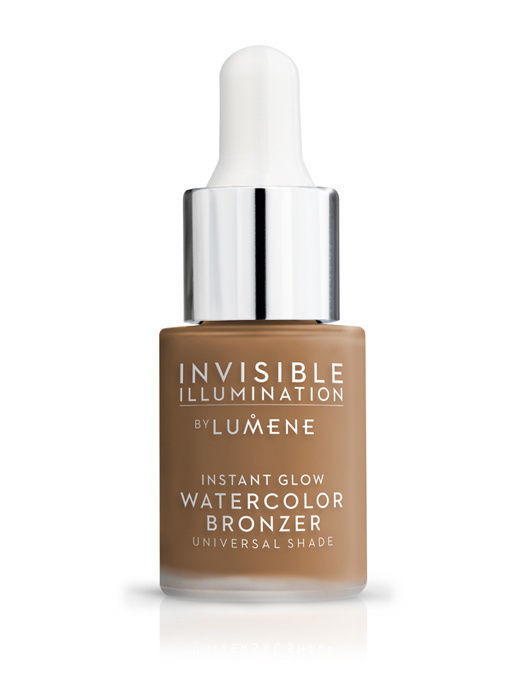 Lumene Invisible Illumination Instant Glow Watercolor Bronzer (Объем 15 мл)