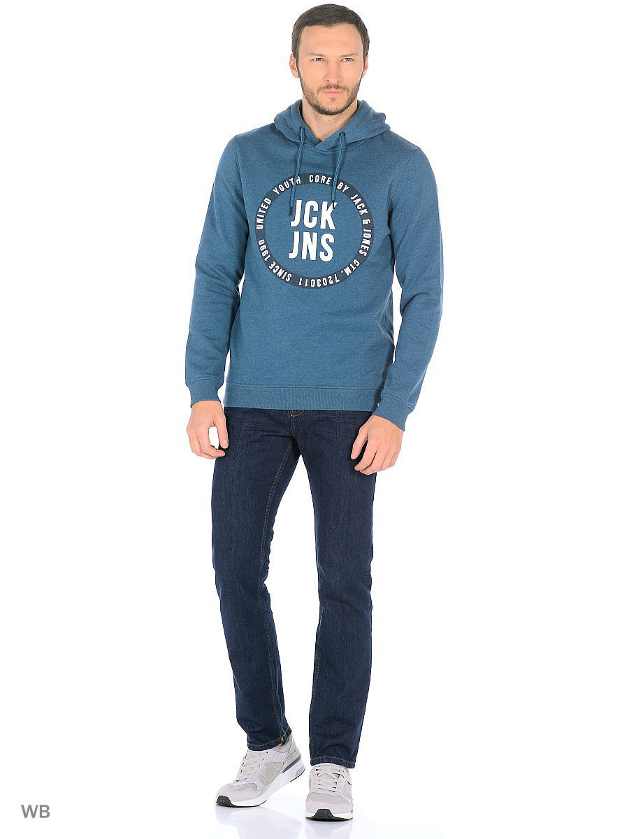 Толстовка Jack & Jones 12113590/ReflectingPond