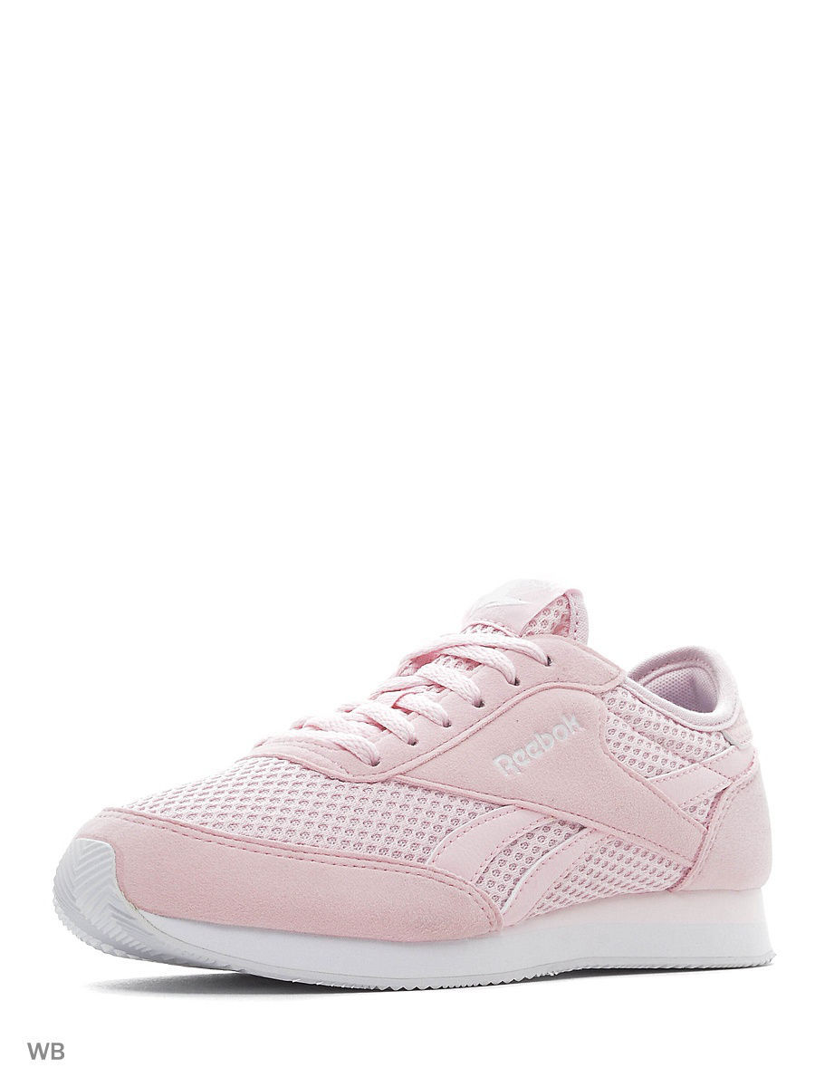 Кроссовки Reebok Кроссовки REEBOK ROYAL CL JOG PORCELAIN PINK/WHITE