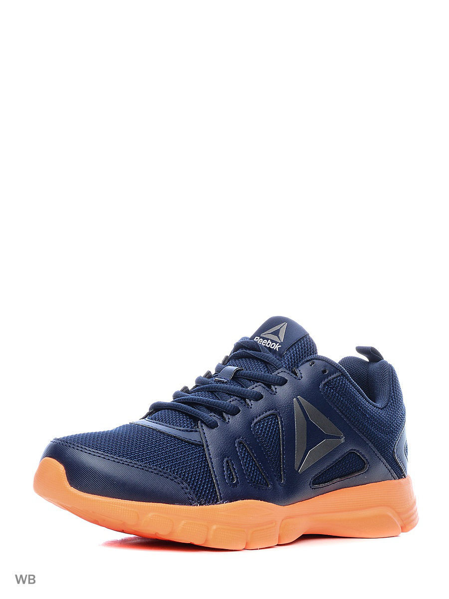 Кроссовки TRAINFUSION NINE 2. NAVY/ORNG/PEWTER/GRE Reebok BD4794