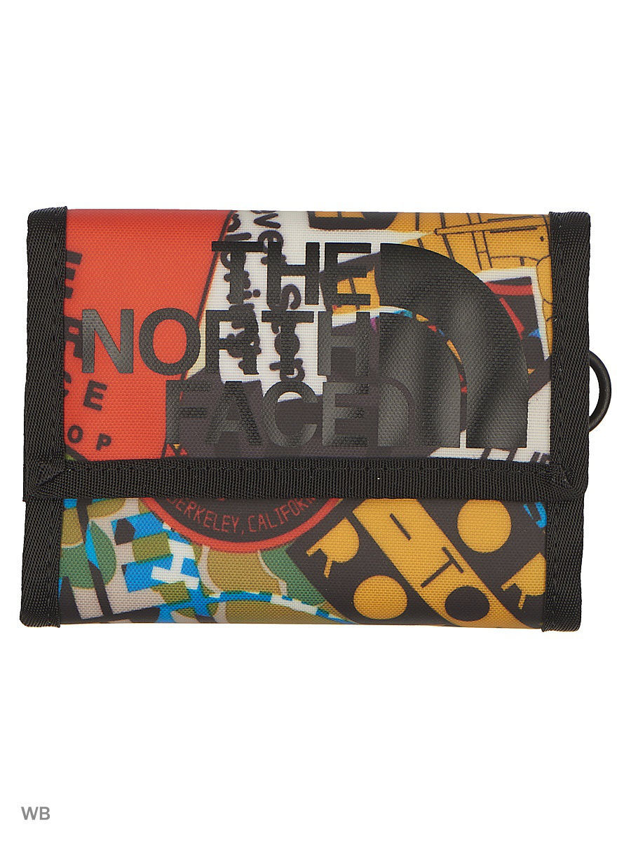 Бумажник BASE CAMP WALLET The North Face T0CE69SFQ