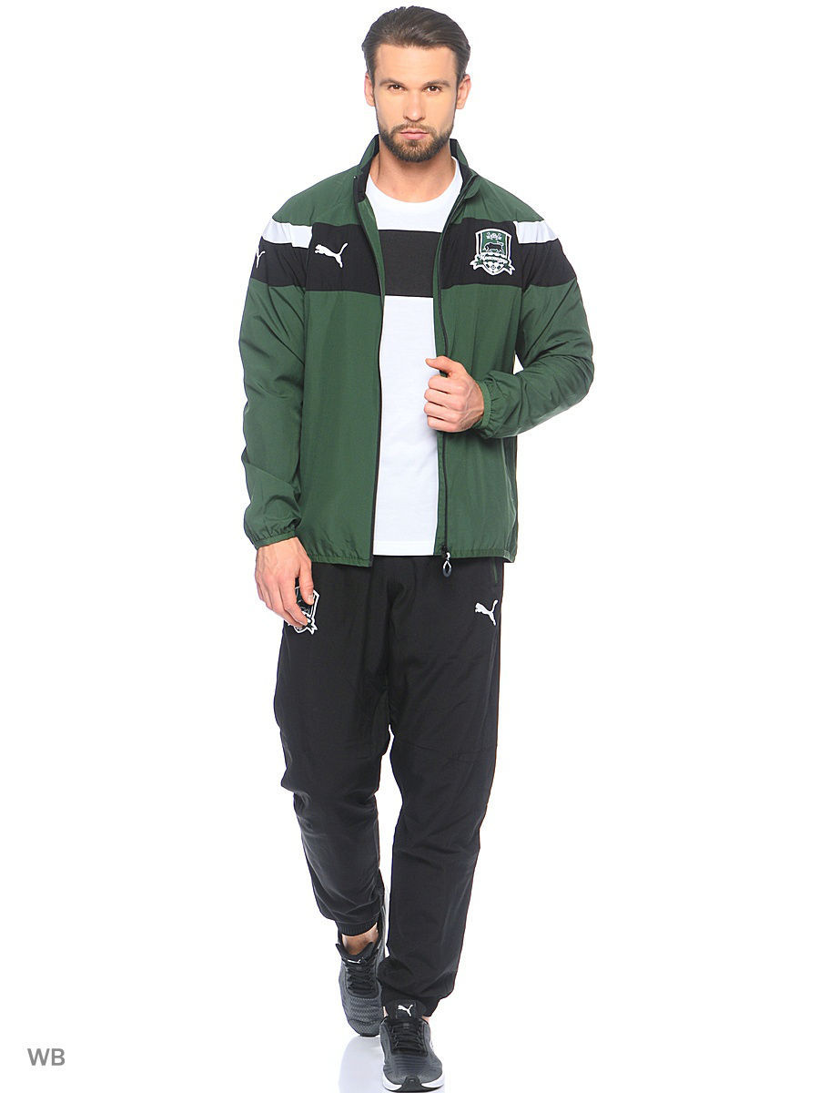 Брюки PUMA Брюки FK Krasnodar Leisure Pant брюки puma брюки afc training pant tapered