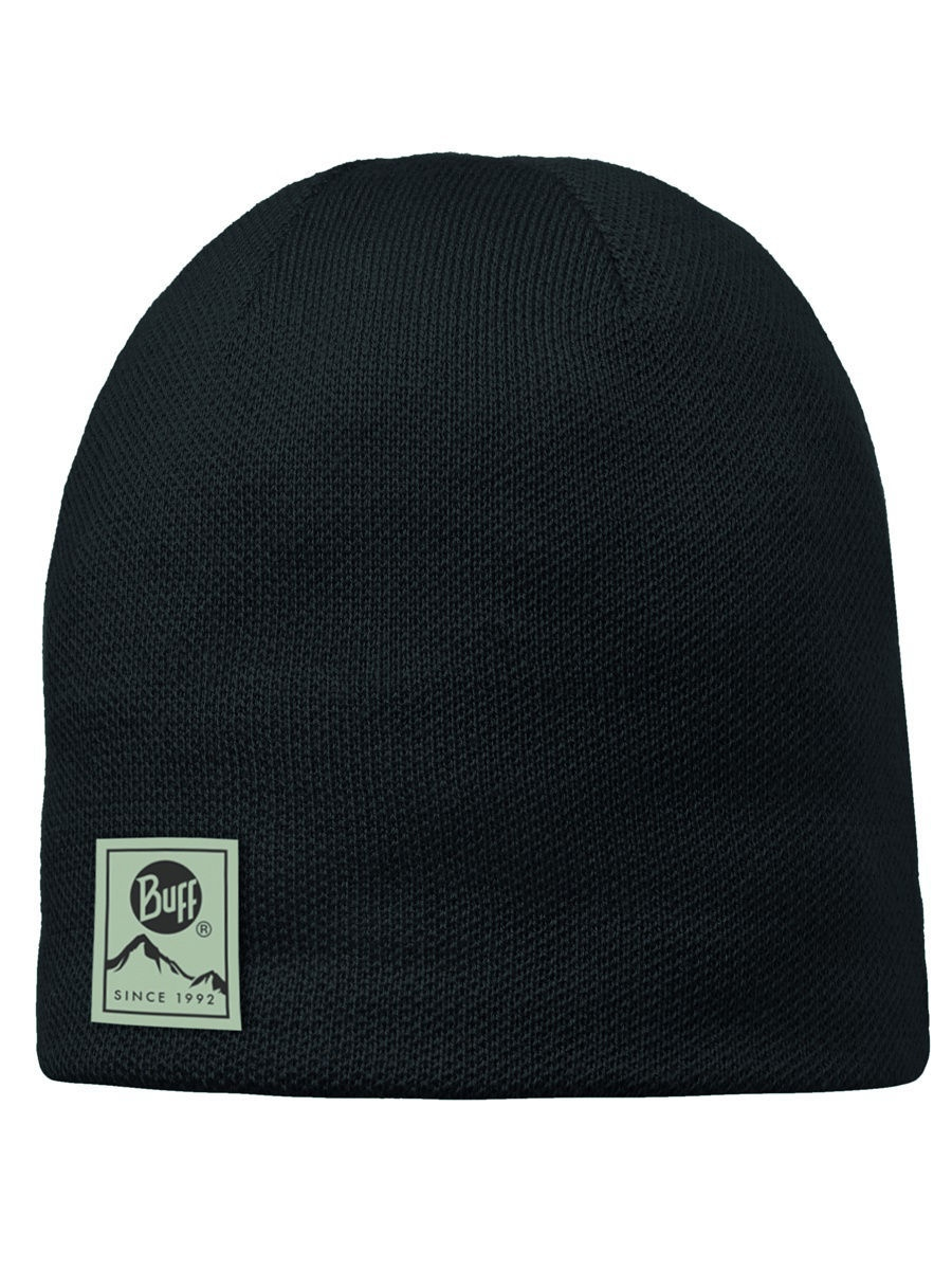 Шапка BUFF 2015-16 KNITTED HATS BUFF SOLID BLACK 110995.999.10.00