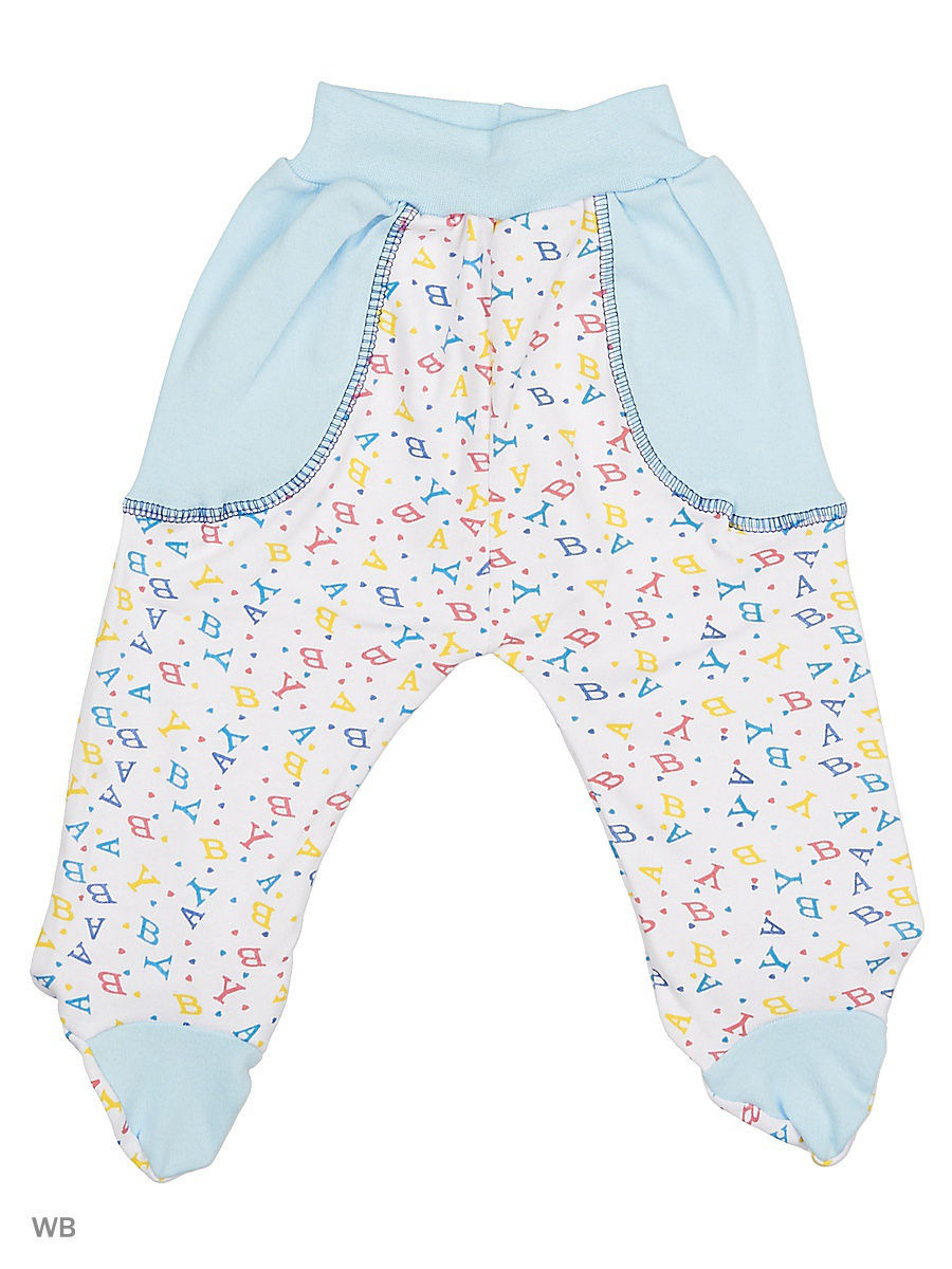 Фото Ползунки Babycollection. Купить с доставкой