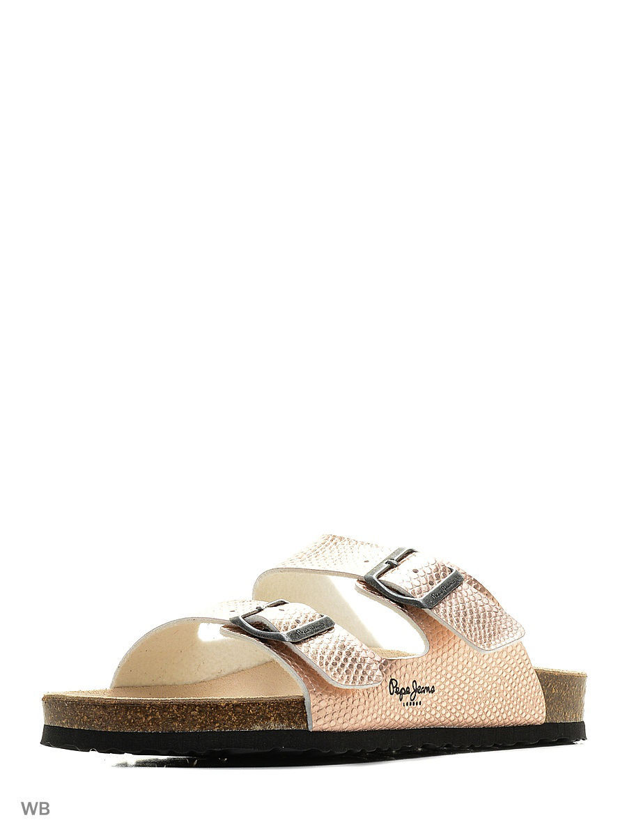 PEPE JEANS LONDON Шлепанцы шлепанцы pepe jeans bio basic