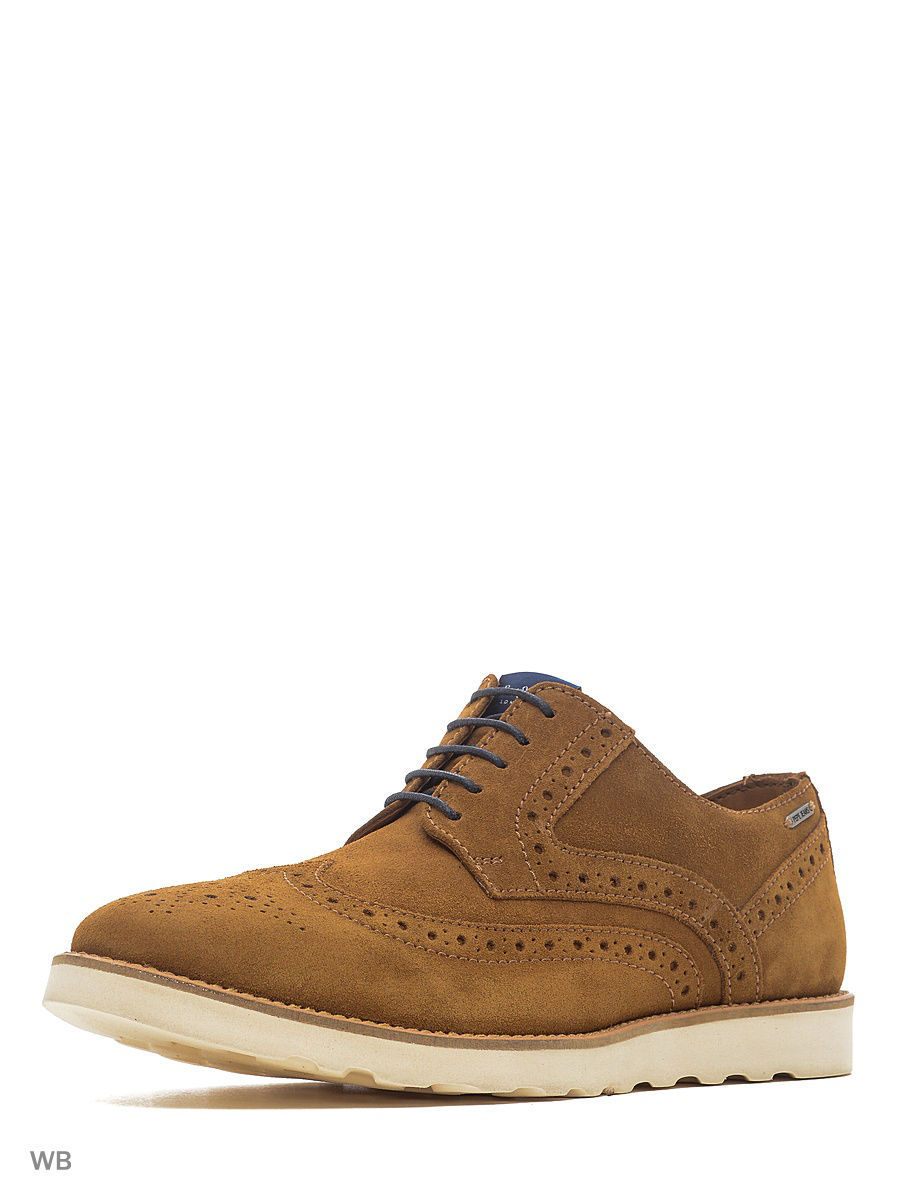 Туфли PEPE JEANS LONDON PMS10182/877nutbrown