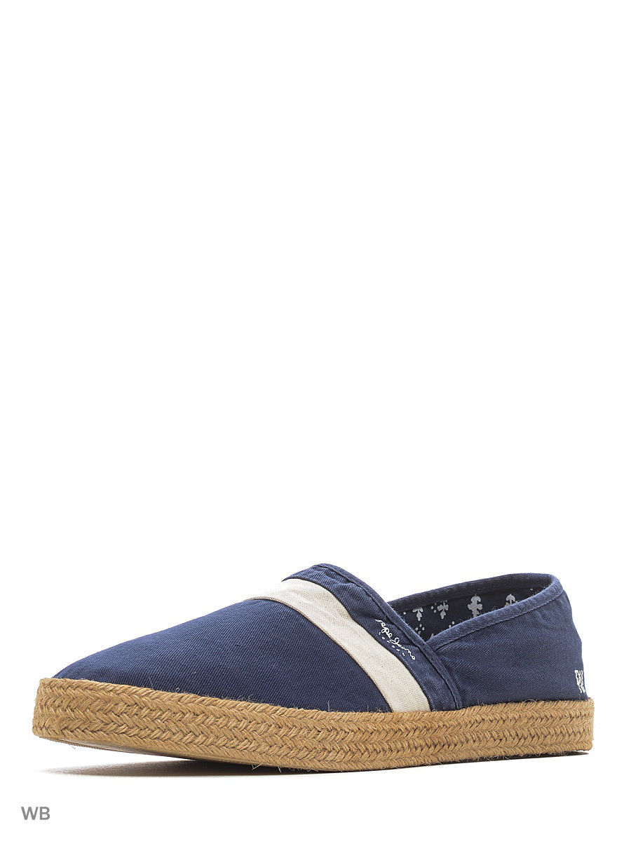 Эспадрильи PEPE JEANS LONDON PMS10190/580sailor