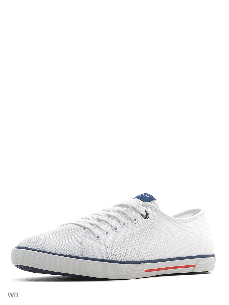 Мужские кеды Pepe Jeans London PMS30353/800white