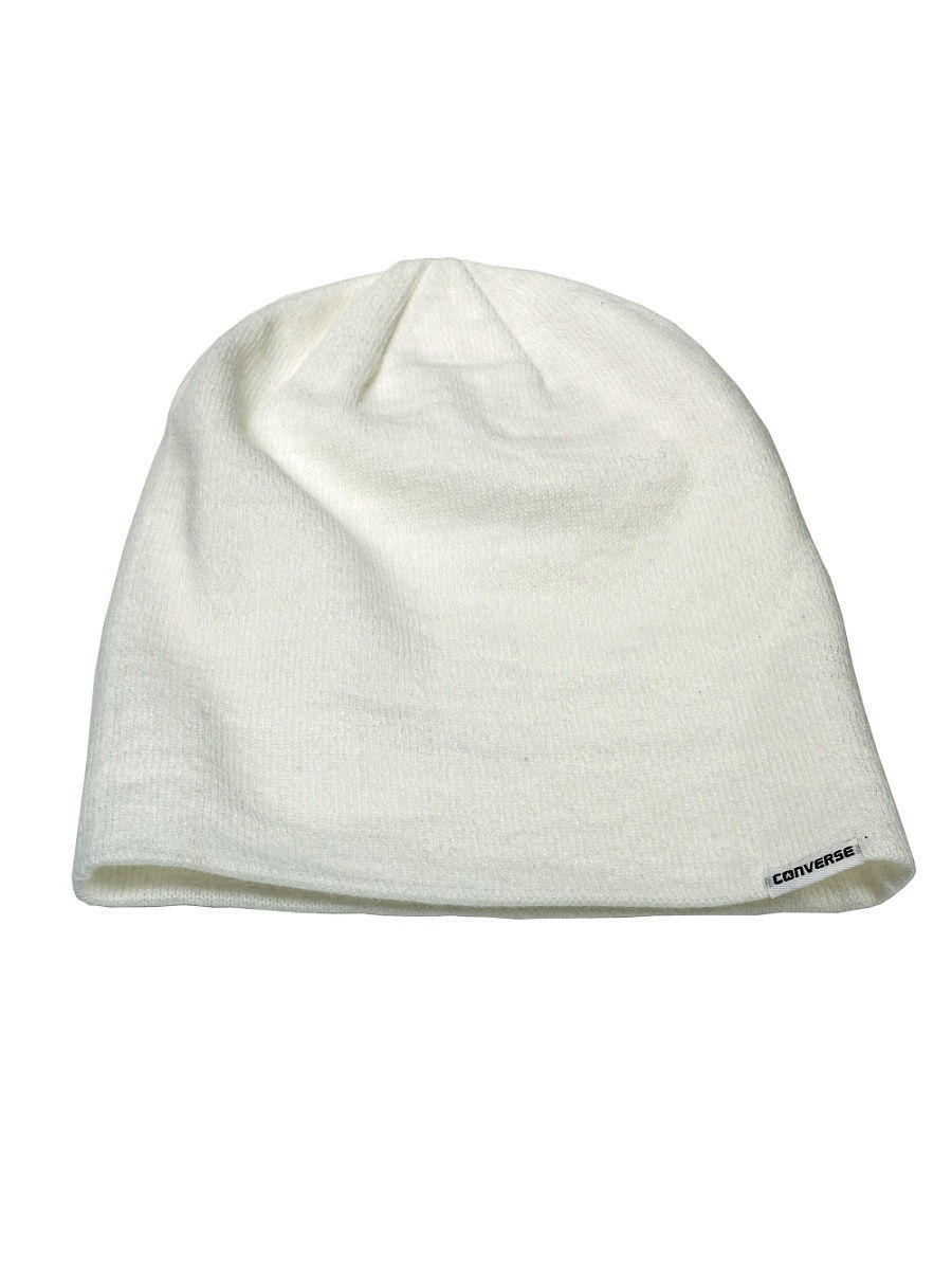 Шапка SOLID SLOUCH 2 IN 1 BEANIE Converse 529608