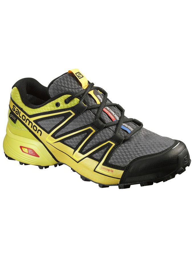 Кроссовки SHOES SPEEDCROSS VARIO GTX CLD/GECKO GR SALOMON L39054700