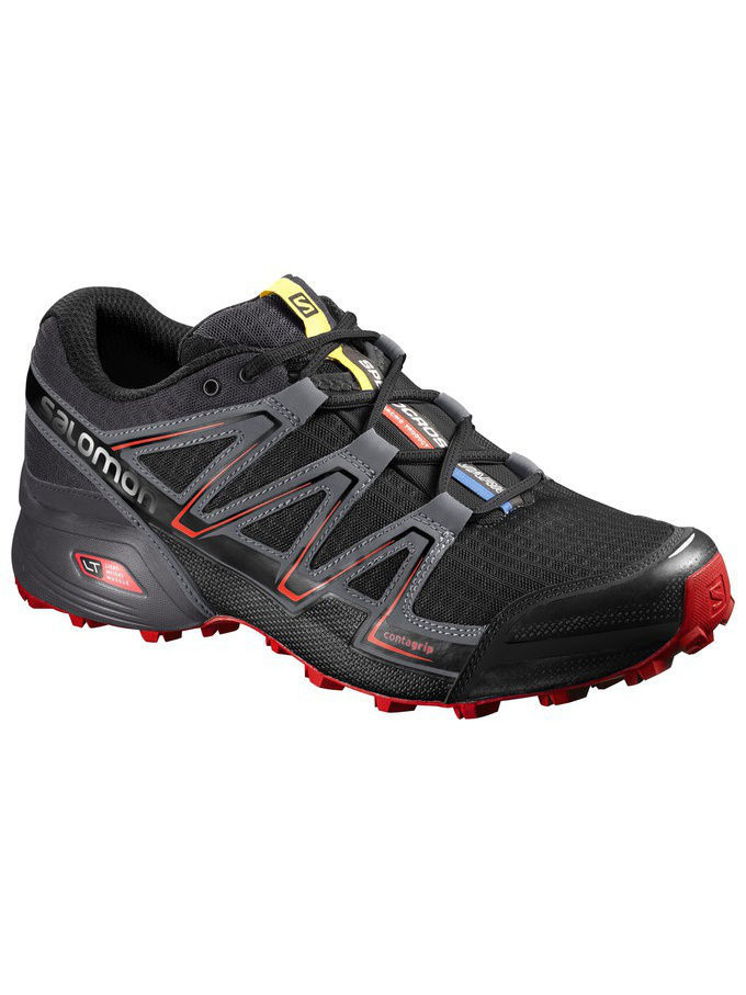 Кроссовки SHOES SPEEDCROSS VARIO BK/Magnet/FIERY R SALOMON L39466200