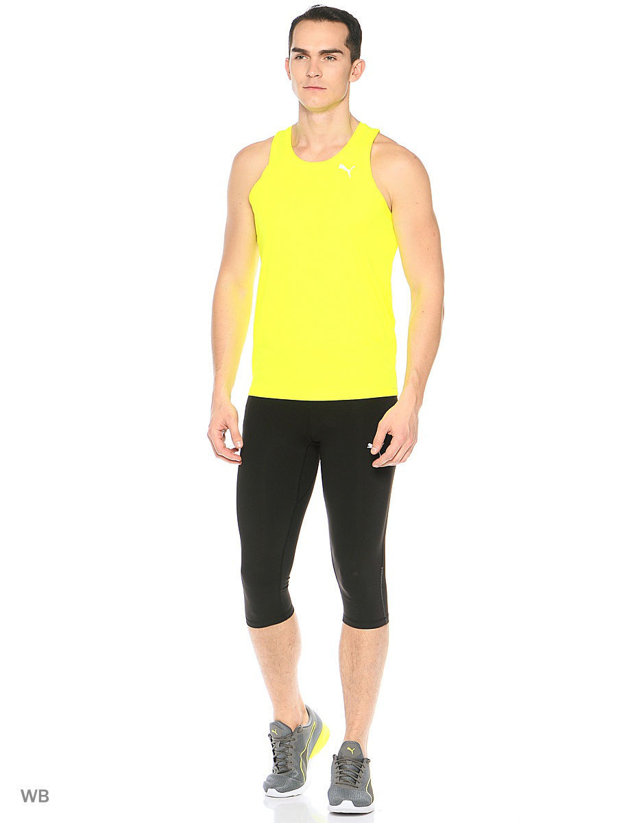Тайтсы PUMA Тайтсы Core-Run 3 4 Tight тайтсы puma тайтсы yogini heather knee tight