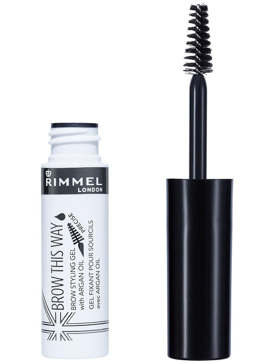 Гели для бровей Rimmel Гель Для Бровей Brou This Way Тон 004 гели для бровей rimalan 204 1 гель для ресниц и бровей 204 eyebrows & eyelashes 12гр