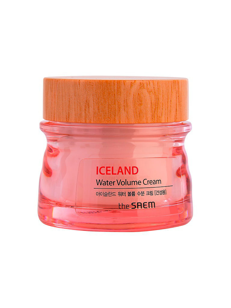 Кремы the SAEM Iceland Hydrating Крем минеральный Iceland Water Volume Hydrating Cream(For Dry Skin) крем the saem chocopie hand cream marshmallow 3 35 мл
