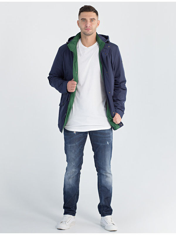 Куртка DEFREEZE 71-215/navy/green
