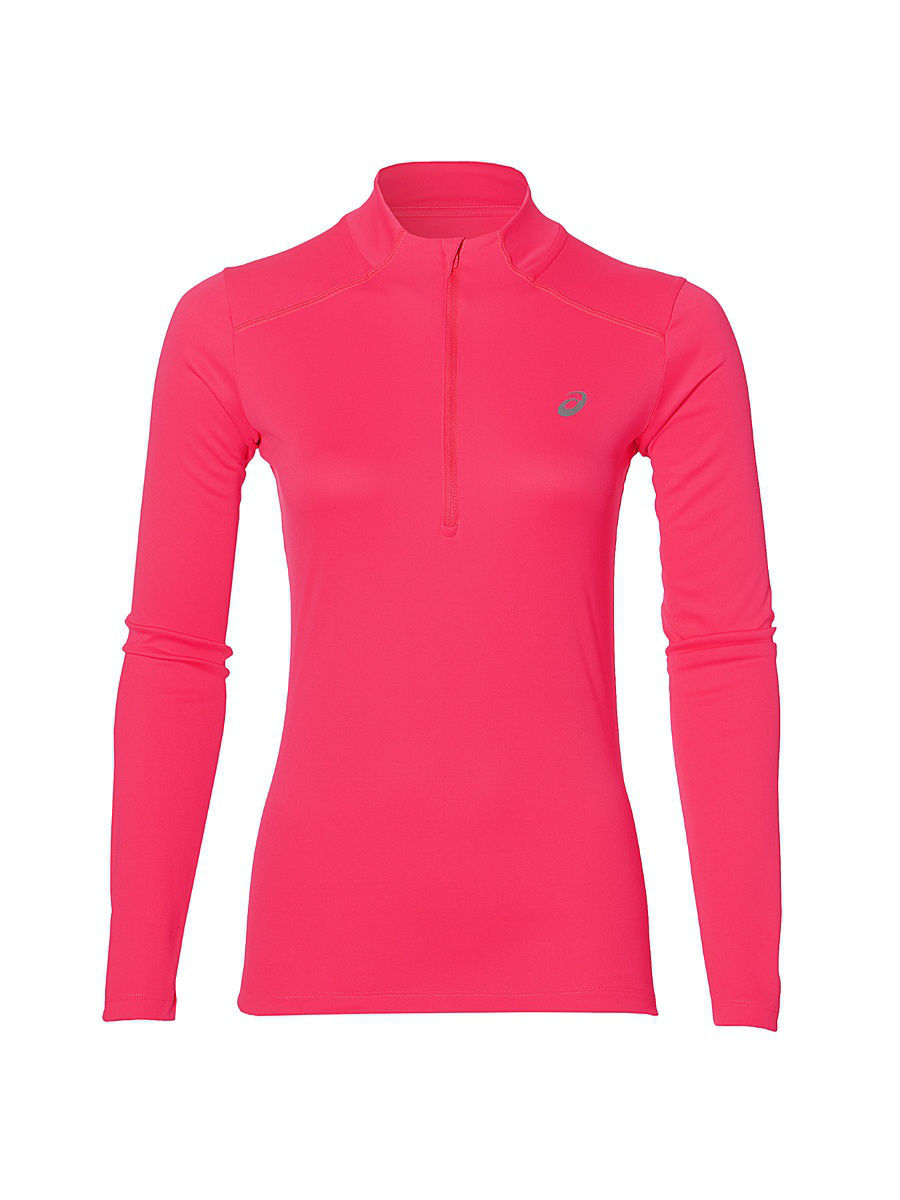 Джемперы ASICS Джемпер LS 1/2 Zip Top asics asics gel cardio zip 3