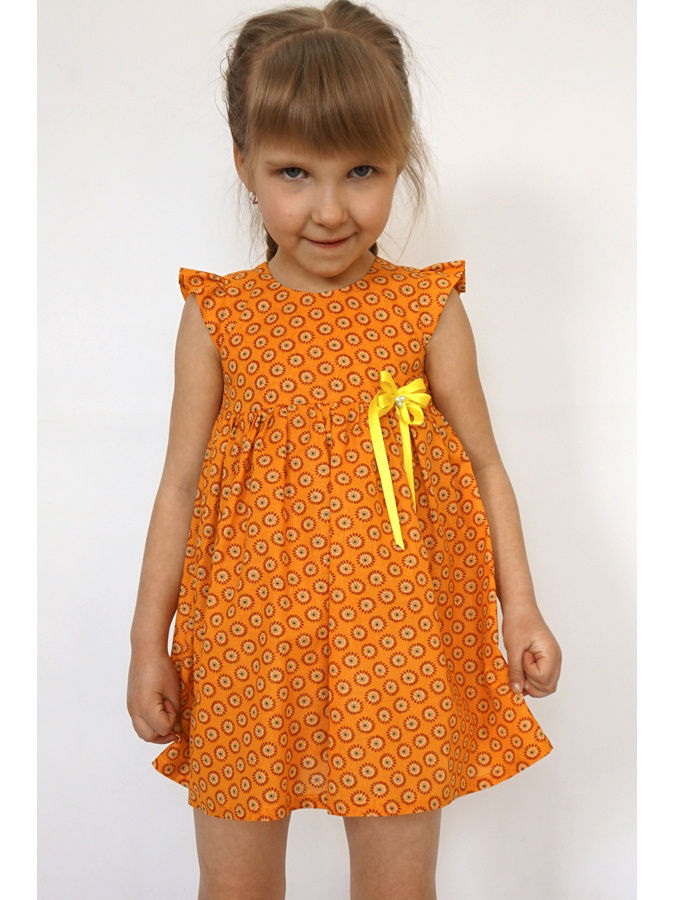 Платье Darling Kids 7141/РНЖПЛ