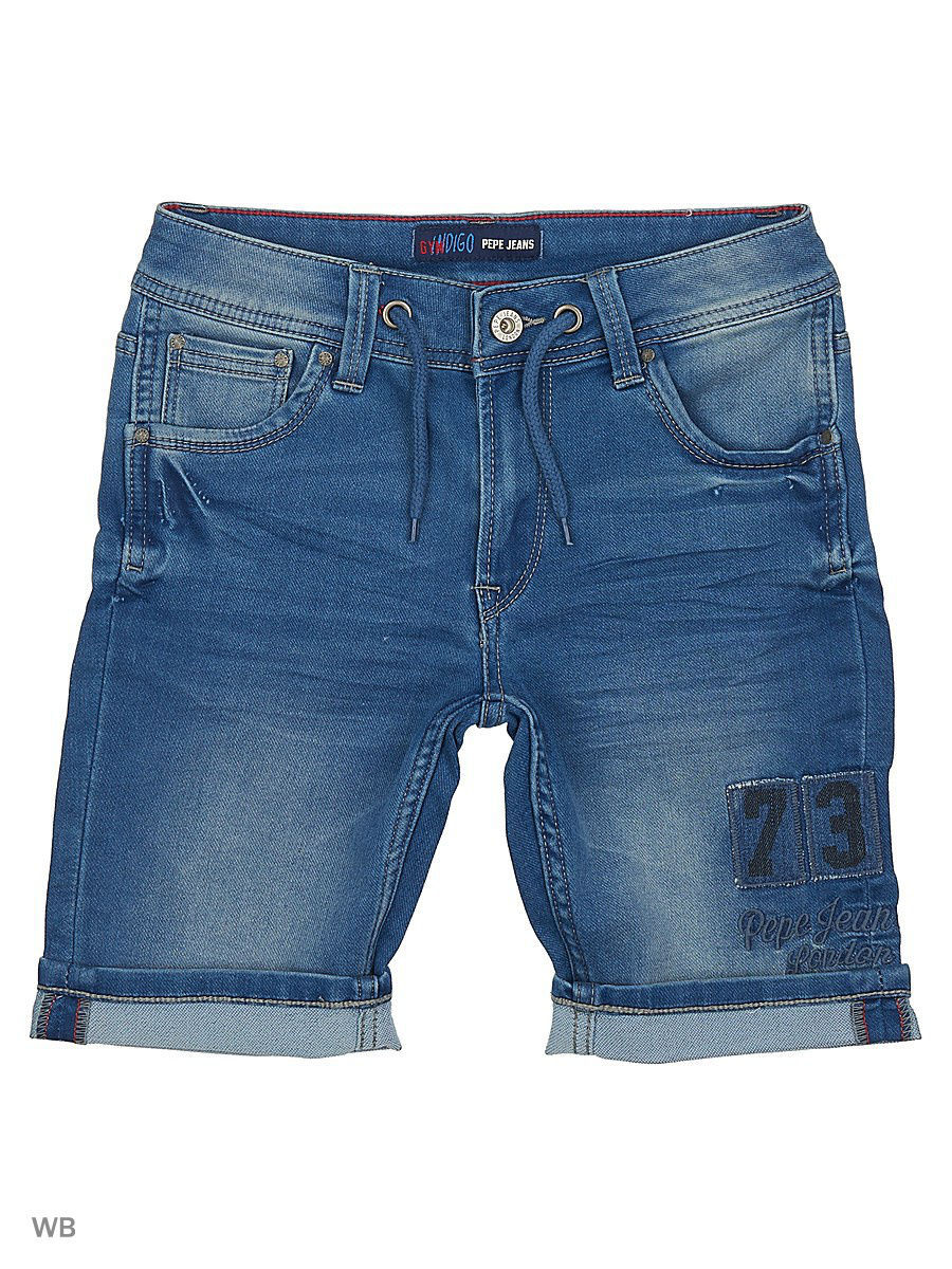 Шорты Pepe Jeans London PB800307/000DENIM