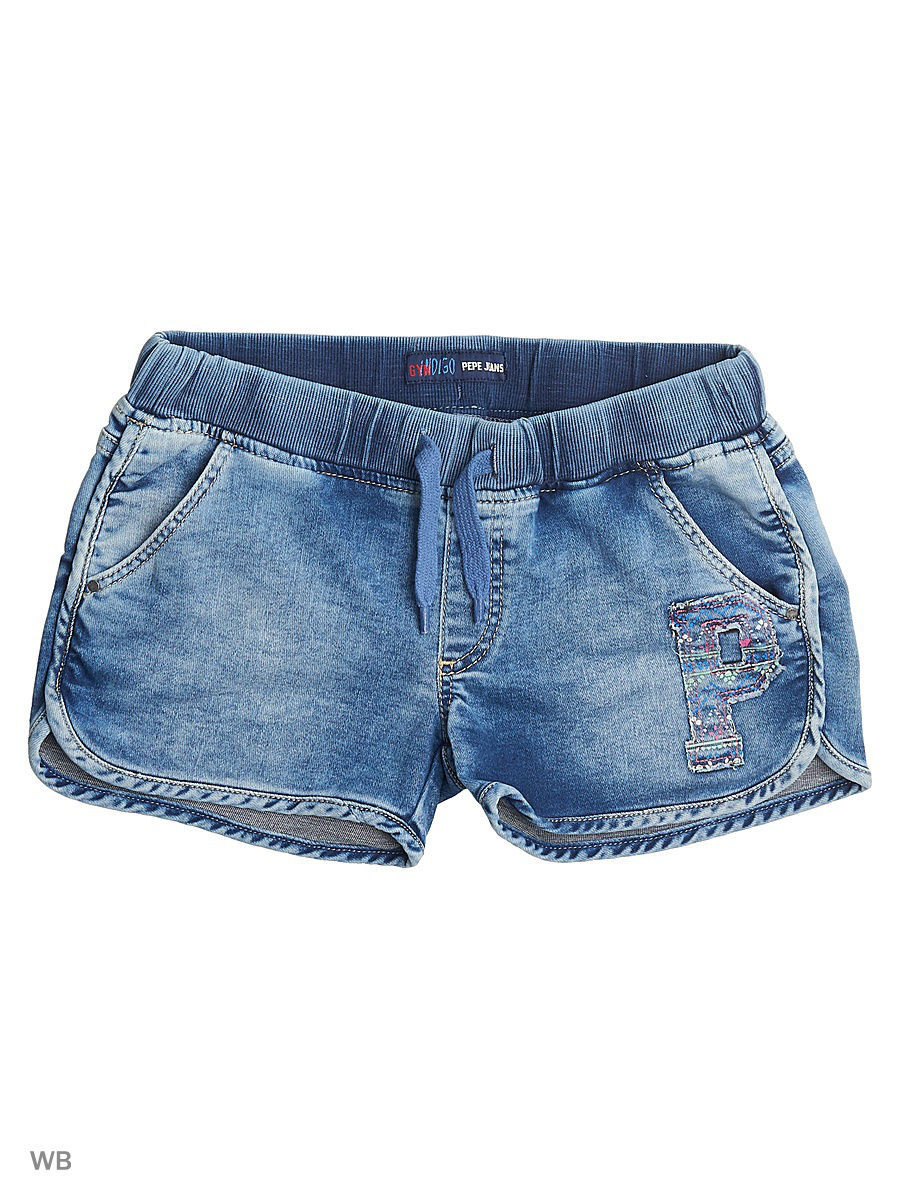 Шорты PEPE JEANS LONDON PG800392/000DENIM