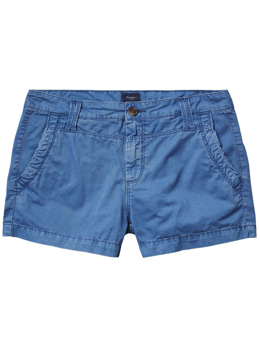 Женские шорты Pepe Jeans London PL800695/554ELECTRICBLU