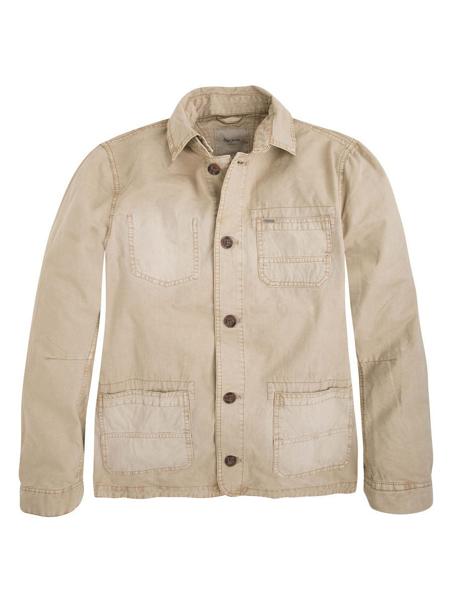 Куртка Pepe Jeans London PM401398/844BEIGE