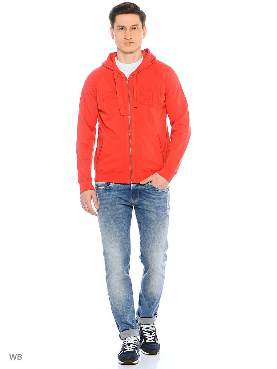Толстовка Pepe Jeans London PM581043/237CARDINALRED