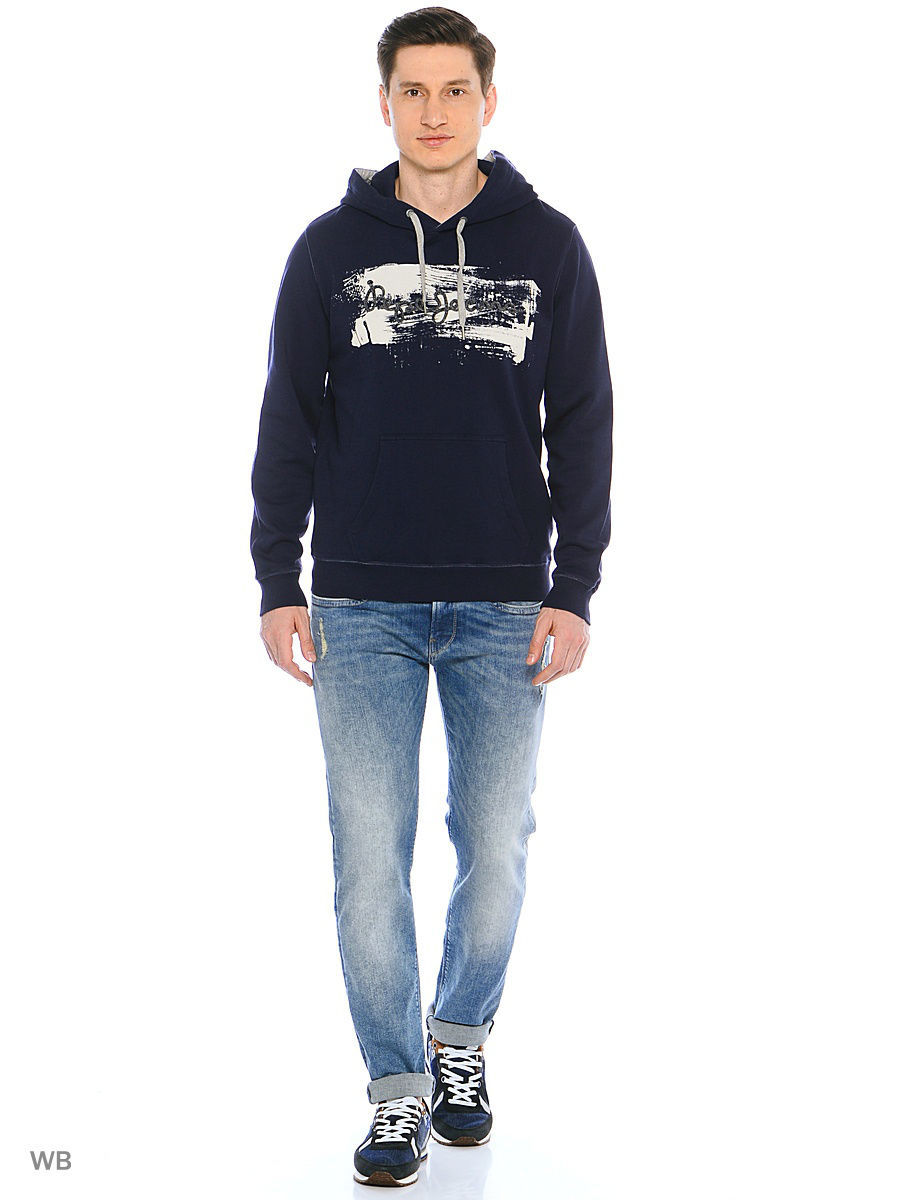 Толстовка Pepe Jeans London PM581047/580SAILOR