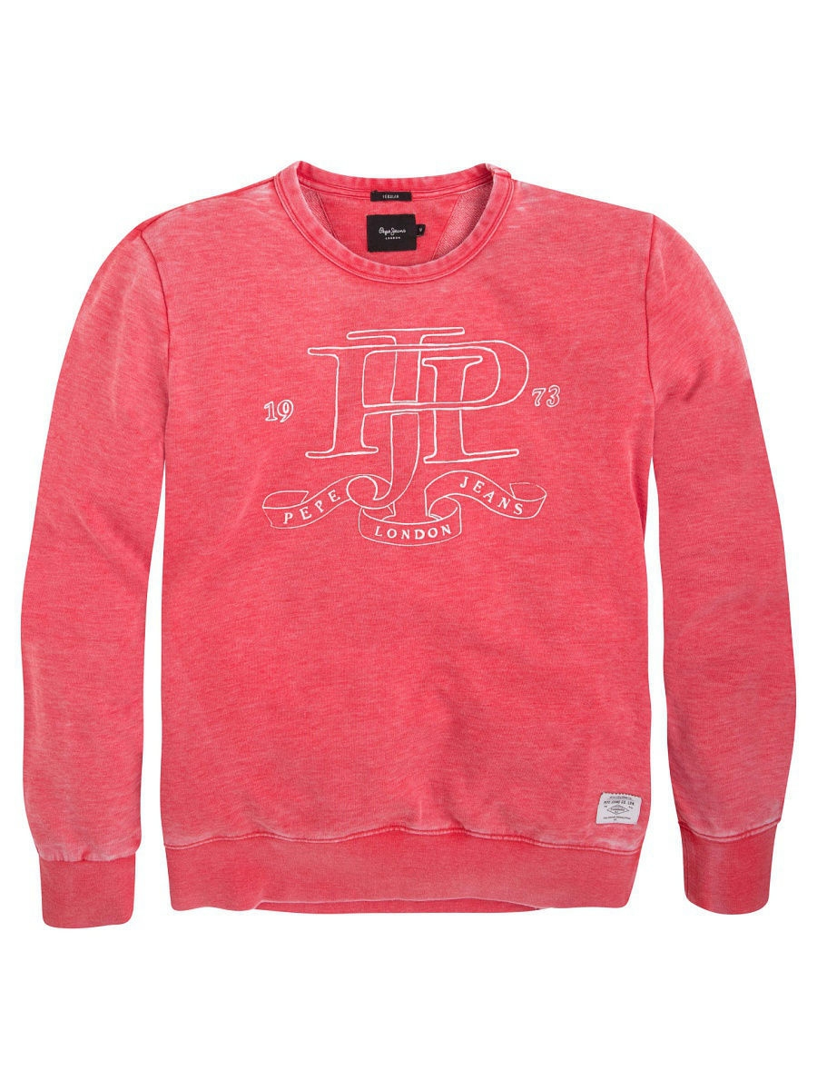 Толстовка Pepe Jeans London PM581067/244MARSRED