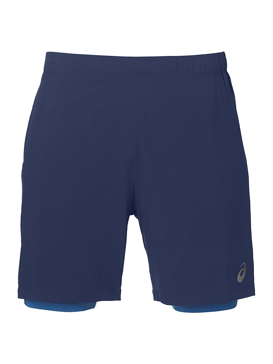Шорты ASICS Шорты RACE 2-N-1 7IN SHORT transformers tactical vest airsoft paintball vest body armor training cs field protection equipment tactical gear the housing