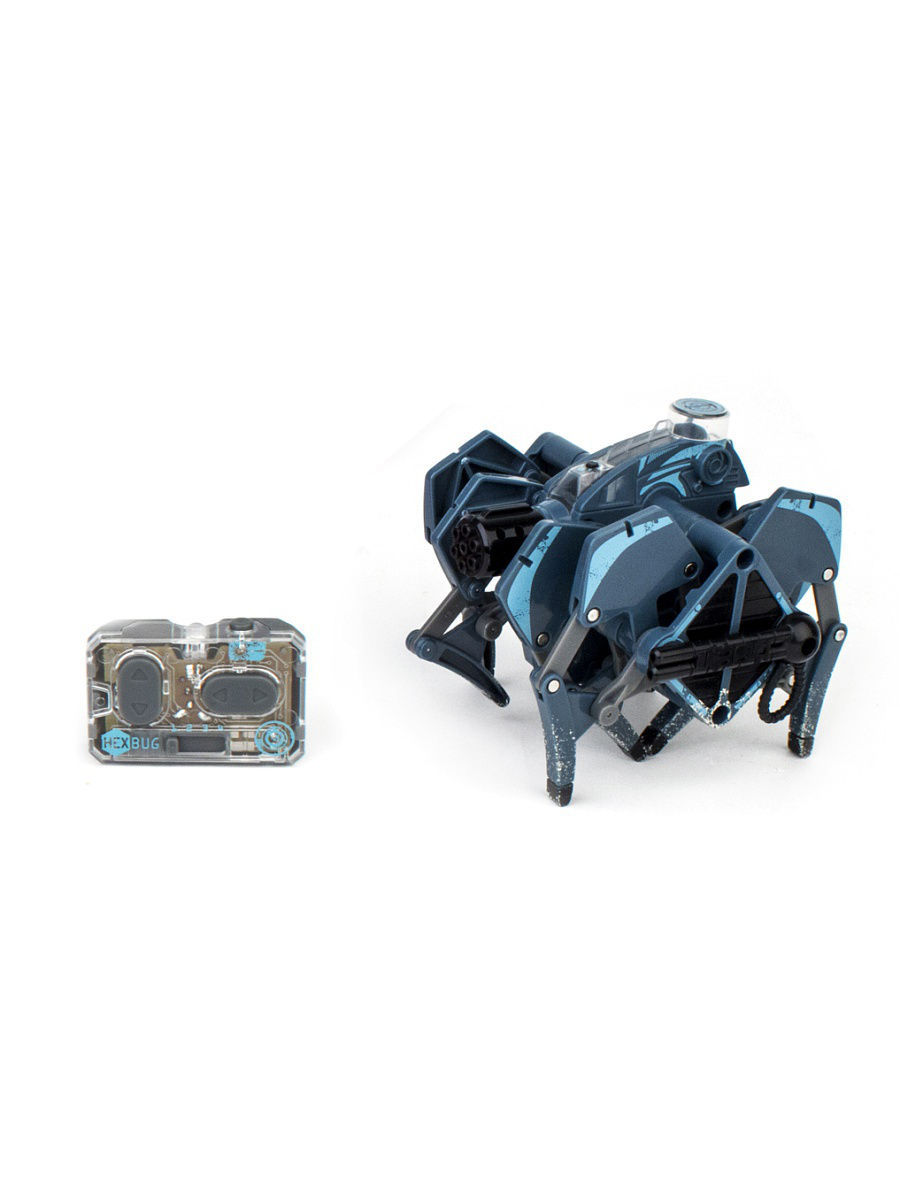 "Микро-робот ""Battle Tarantula"" HEXBUG 409-4519/Синий"