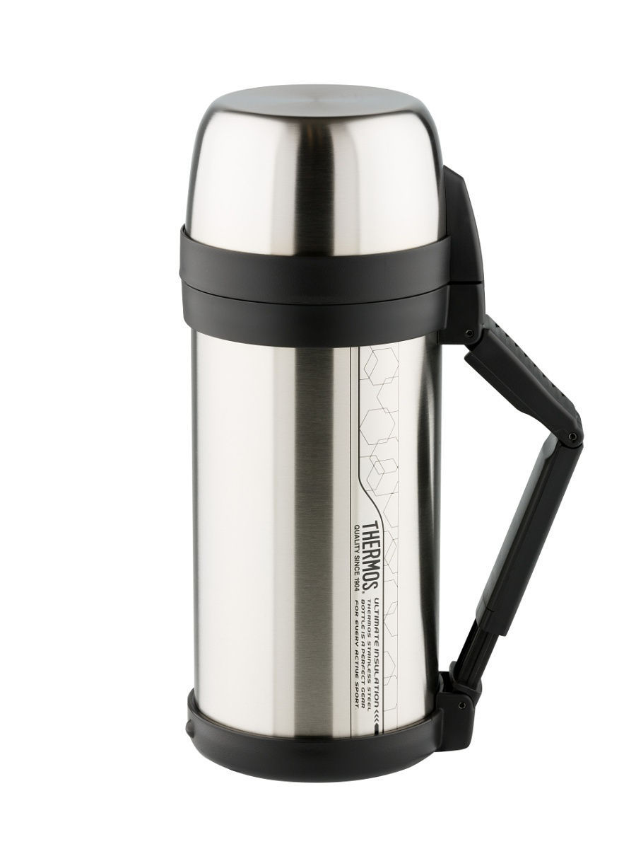 Термосы Thermos Термос из нерж. стали тм THERMOS FDH Stainless Steel Vacuum Flask  1.65L thermos fdh 2005 mtb vacuum inculated bottle