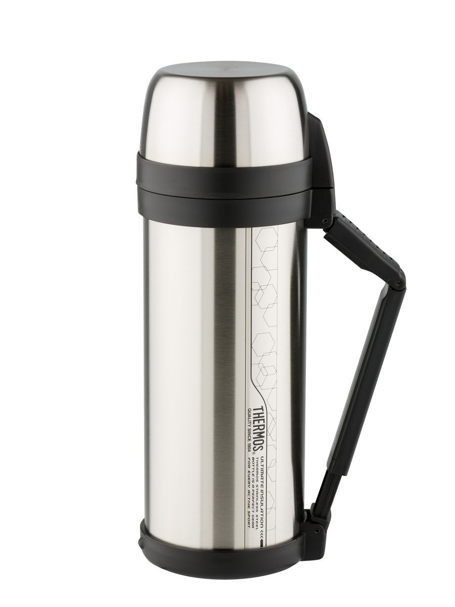 Термосы Thermos Термос из нерж. стали тм THERMOS FDH Stainless Steel Vacuum Flask  2.0L thermos fdh 2005 mtb vacuum inculated bottle