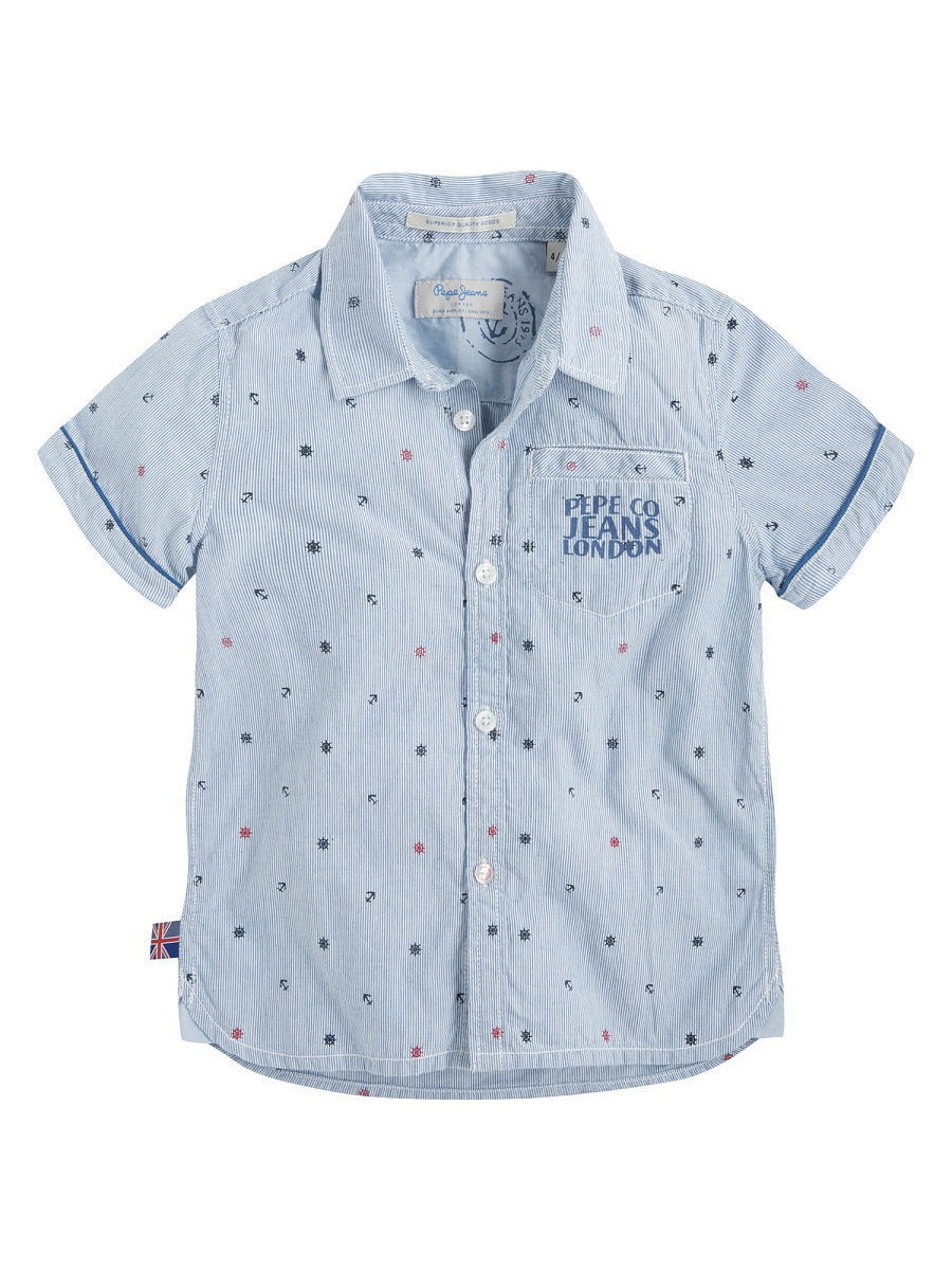 Рубашка Pepe Jeans London PB300462/0AAMULTI