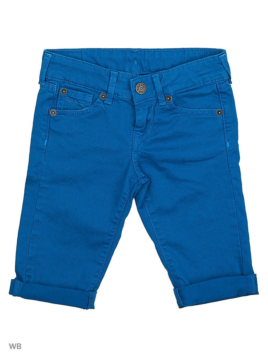 Бермуды PEPE JEANS LONDON PG800197U21/554ELECTRICBLU