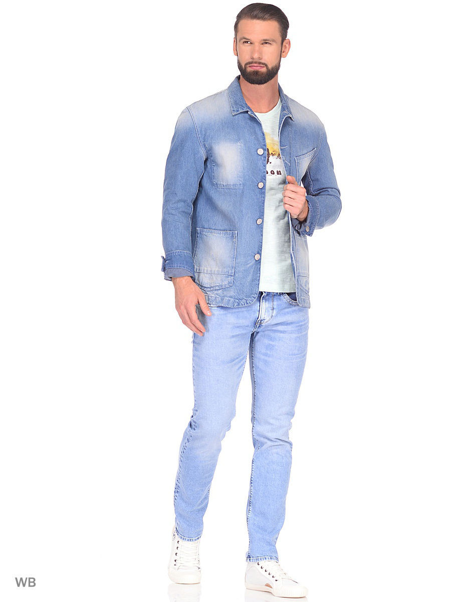 Куртка Pepe Jeans London PM400974/000DENIM