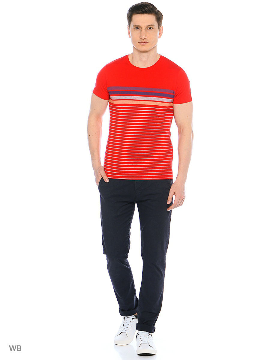 Футболка Pepe Jeans London PM503294/255RED
