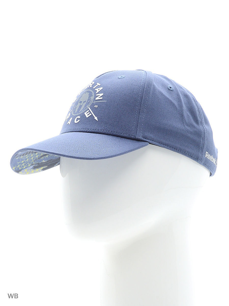 Бейсболки Reebok Кепка взр. SPARTAN U BASEB CAP кепка ent u nk true cap core
