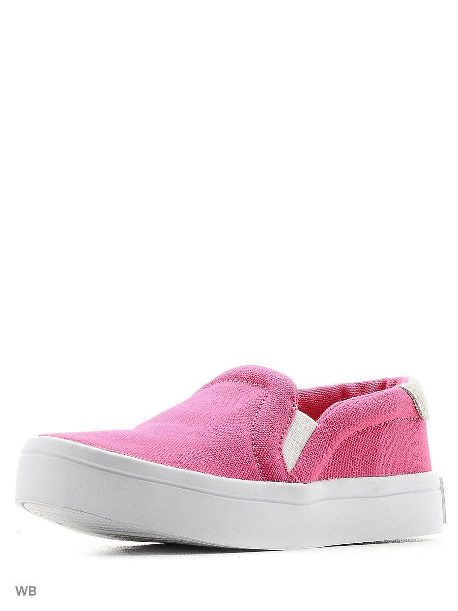 Слипоны Adidas Слипоны CourtVantage SLIP ON K слипоны женские levis palmdale slip on regular fuchsia