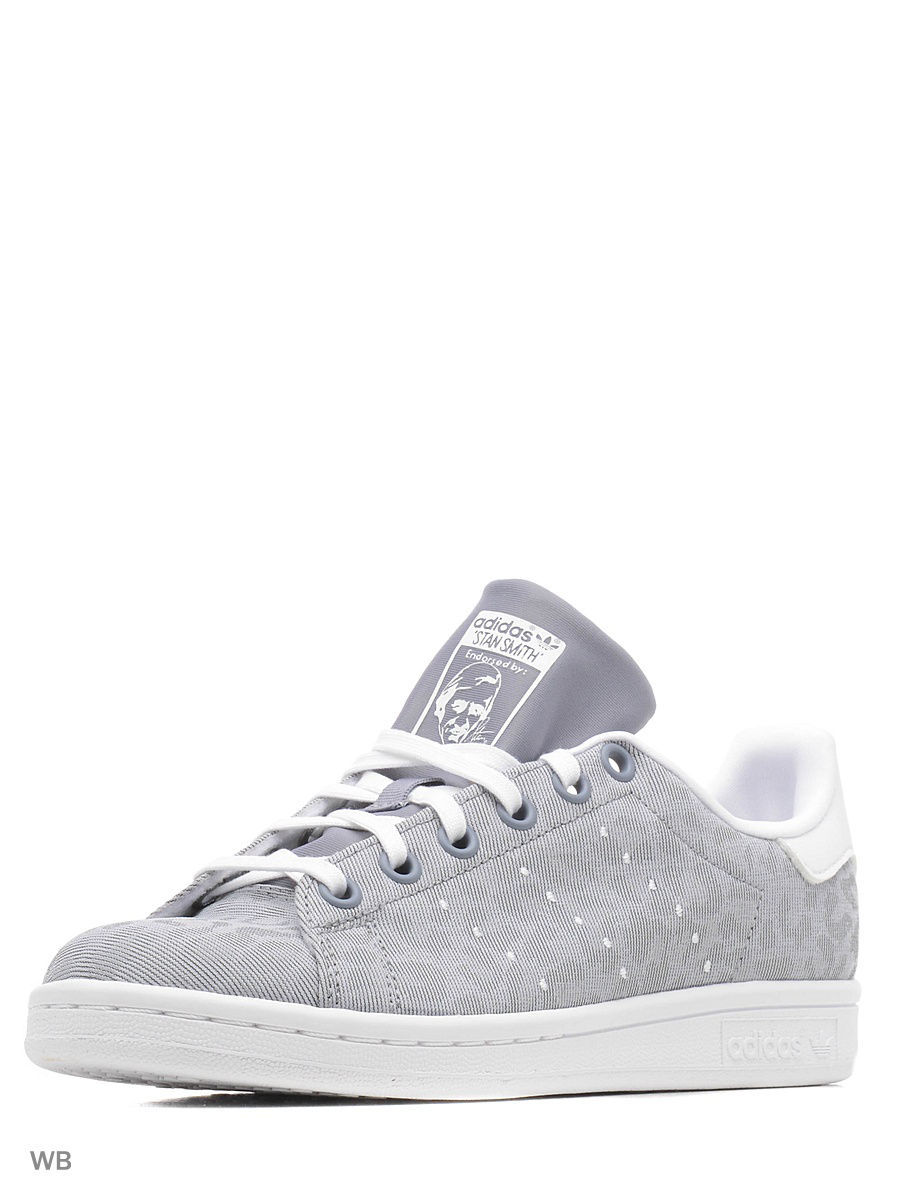 Кеды Adidas Кеды STAN SMITH CHEETAH SHIFT SHOES adidas кеды stan smith w