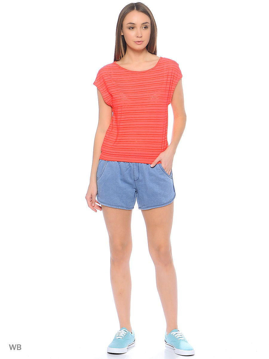 Шорты Adidas Шорты WOMEN'S SUPER SOFT DENIM SHORTS adidas denim superskin