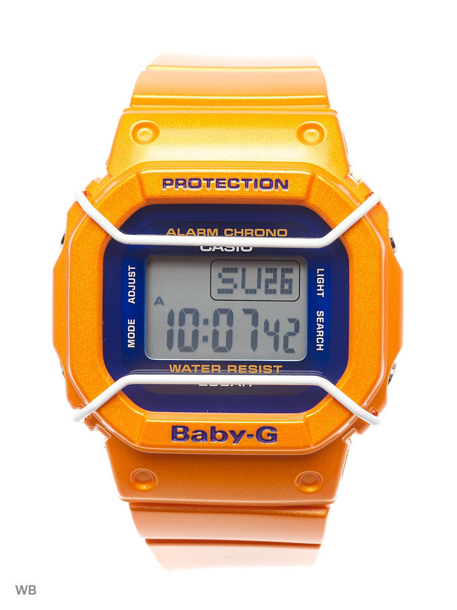 Часы наручные CASIO Часы Baby-G BGD-501FS-4E freedman statistics 4e instructors manual