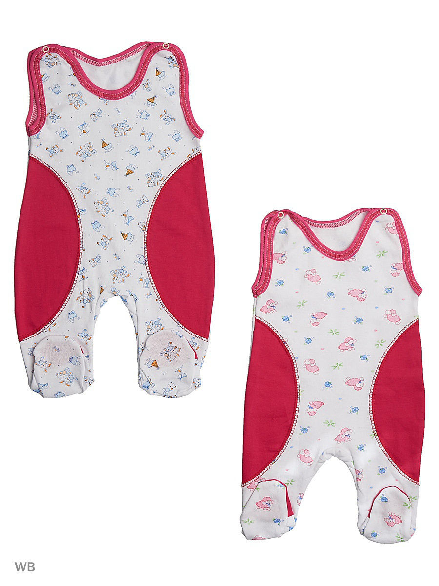 Ползунки Babycollection Ползунки, 2 шт.