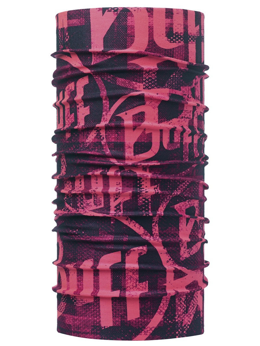 Банданы Buff Бандана BUFF High UV Protection BUFF HIGH UV BUFF BITA PINK FLUOR buff бандана high uv protection africa mood