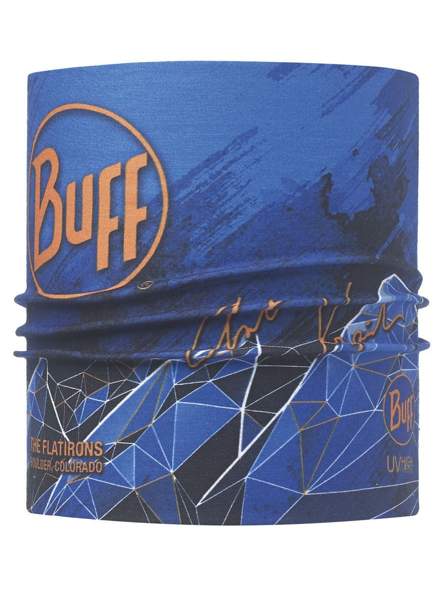 Банданы Buff Бандана BUFF Half BUFF HALF BUFF ANTON BLUE INK босоножки lola cruz босоножки