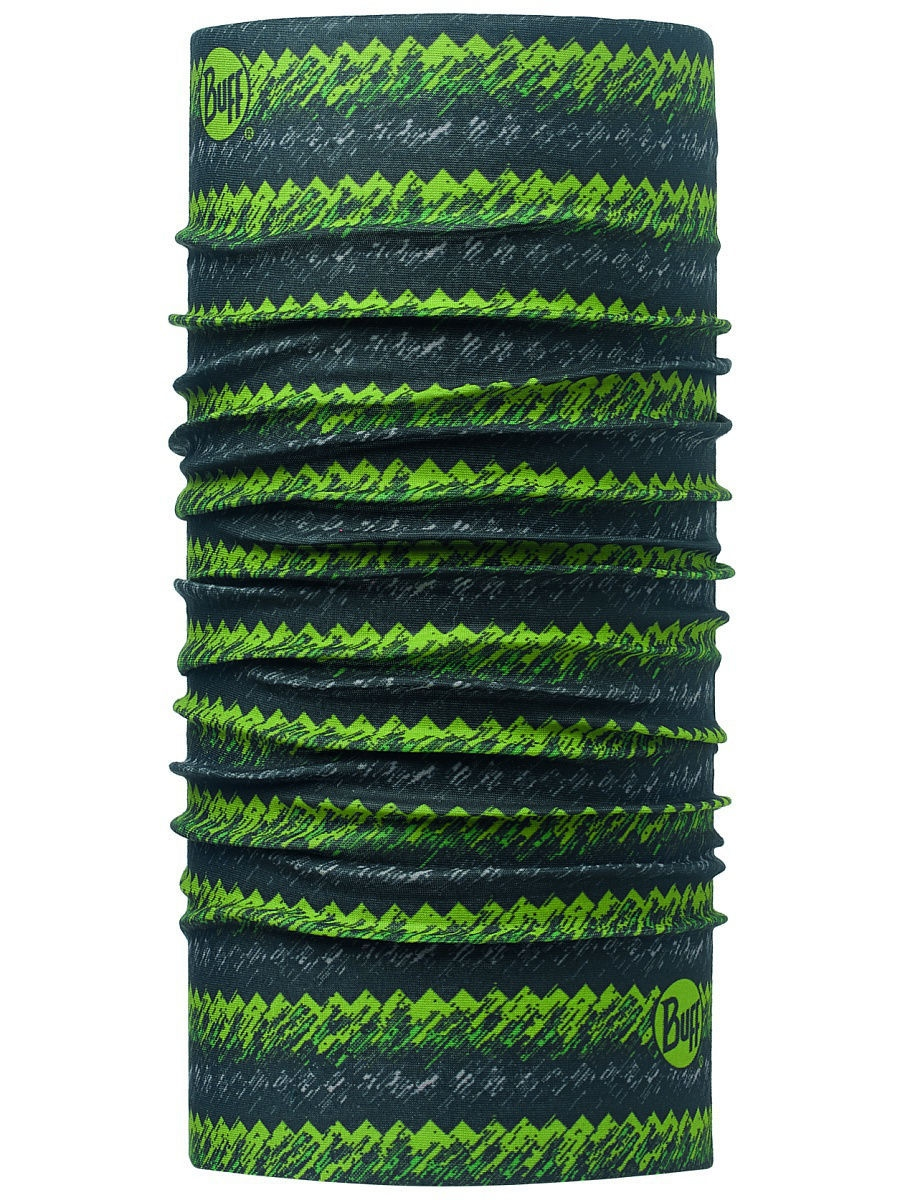 Банданы Buff Бандана BUFF 2016-17 Original Buff VON GREEN-GREEN-Standard бандана buff original buff mountaintop buff